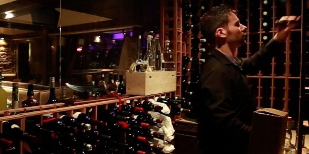 Cave à vin de La Scala