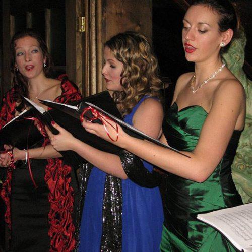 Chanteuses opéra à Québec